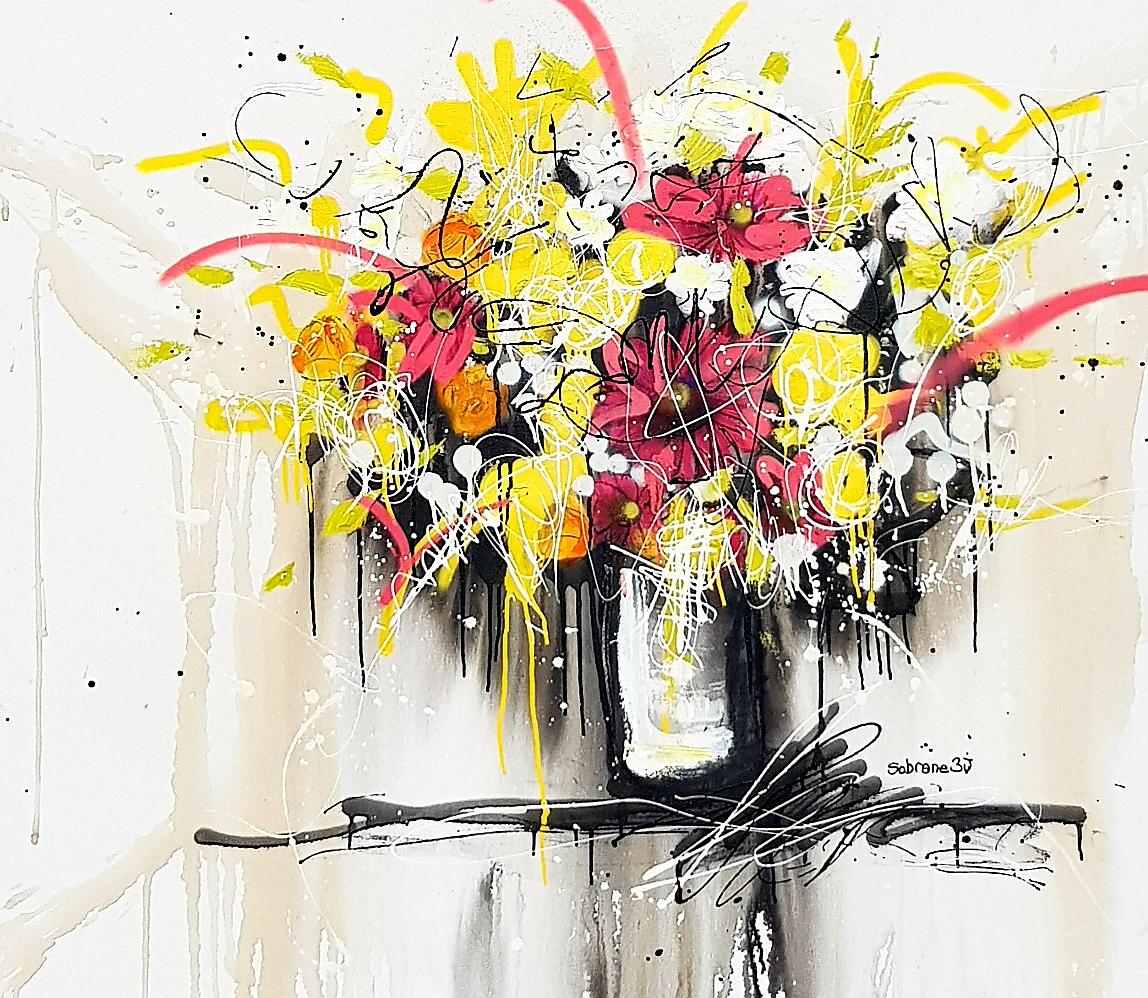 Flower Explosion I,