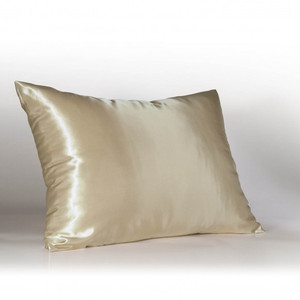 Satin Pillowcase w/Hidden Zipper