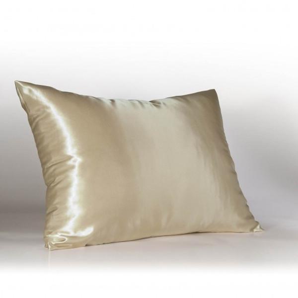 Satin Pillowcase w/Hidden Zipper