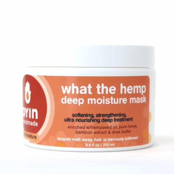 New! What The Hemp ~ Deep Moisture Mask 8oz