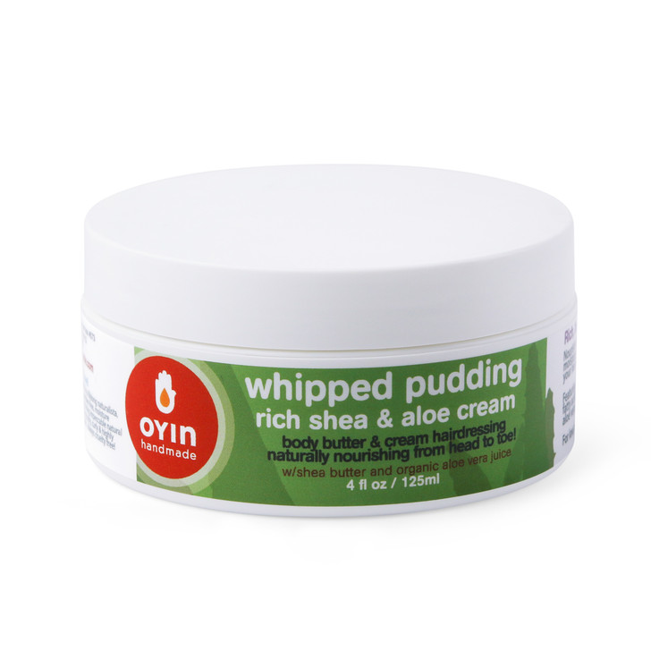 Whipped Pudding ~ rich natural moisture cream