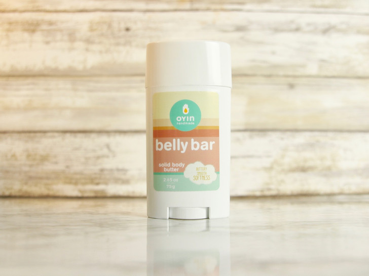 Belly Bar ~ solid body butter