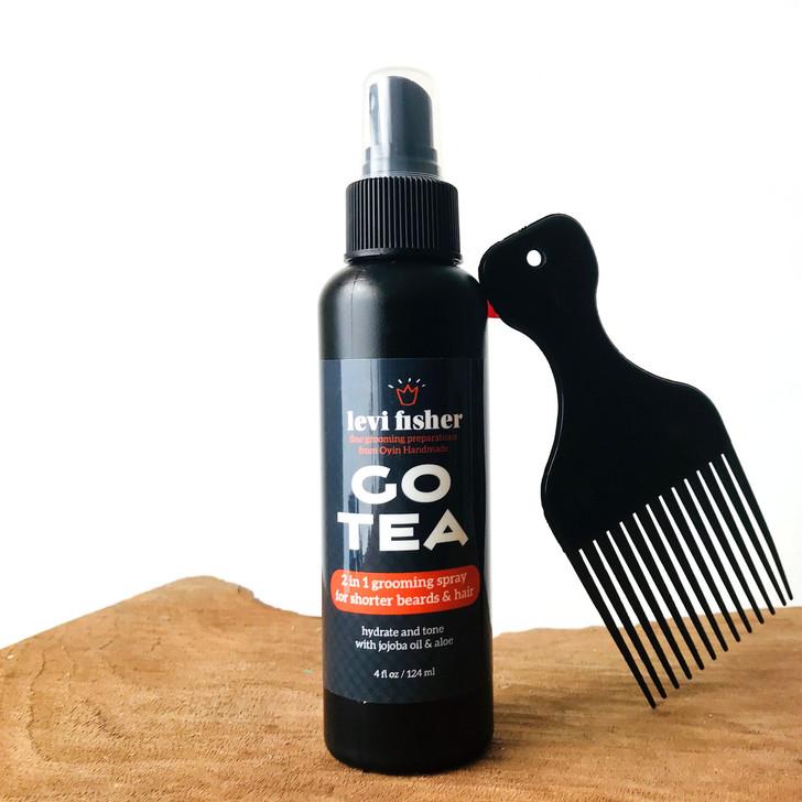 Go Tea ~2-in-1 grooming leave-in spray