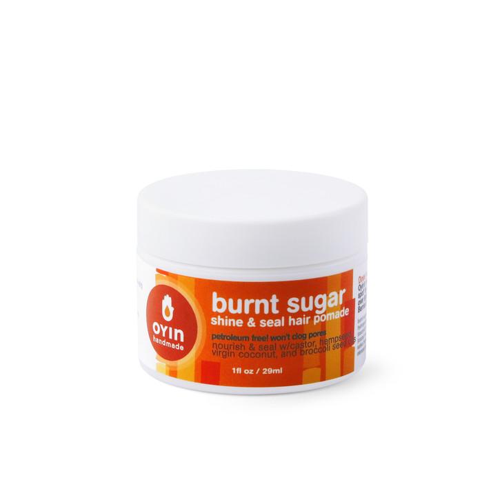 burn sugar mini jar