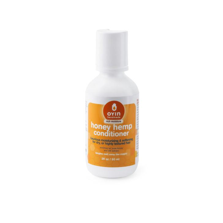 2oz Mini: Honey Hemp Conditioner