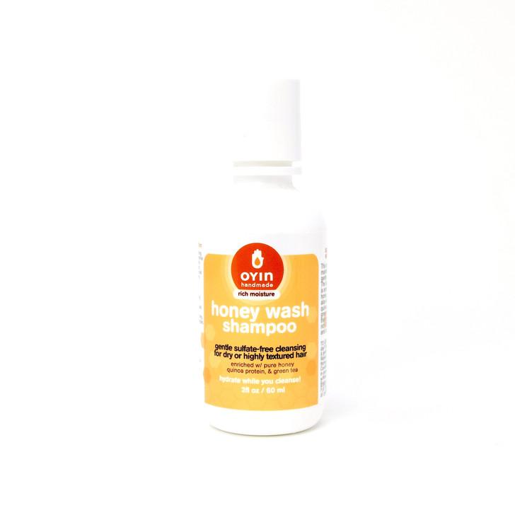 2oz Mini: Honey Wash~ hydrating shampoo
