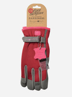Womens Gardening Gloves - Love the Glove in Berry