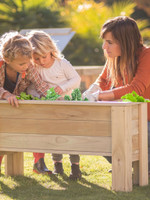 Wooden Planter Box - Get Growing Small Kitset Planter