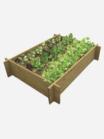 Get Growing Notched Kitset Raised Garden Bed 1350x1000