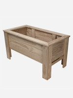 Get Growing Kitset Wooden Planter Box - Large