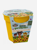 Little Gardeners Grow and Create Pots - Mini Sunflower