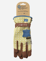 Womens Gardening Gloves - Love the Glove Riviera by Burgon & Ball