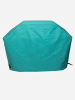 BBQ Cover - Hooded Canvas Green