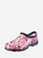 Womens Waterproof Shoes - Sloggers Rain Shoes Pink Cowabella