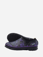Womens Waterproof Shoes - Boonies Lifestyler Low Purple Butterfly