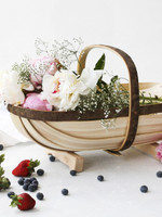 Handcrafted Timber Trug