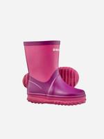 Kids Pink Gumboots - Skellerup