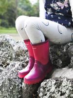 Childrens Pink Gumboot - Skellerup