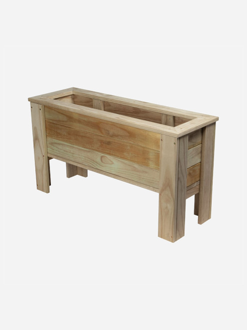Small Wooden Kitset Planter Box Get Growing Wooden Planters And Raised Gardens Shop Now At Gubba