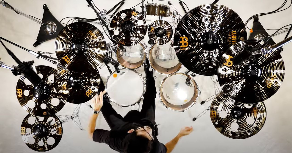 Meinl's Classics Custom Dark Cymbals - Cymbals With a Deep, Dark Nature