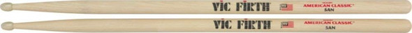 Vic Firth 3-Pair American Classic Hickory Drumsticks Nylon 5A