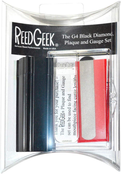 ReedGeek Universal G4 Plaque and Guage Combo Set