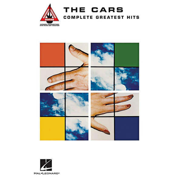 Hal Leonard The Cars - Complete Greatest Hits Guitar Tab Songbook