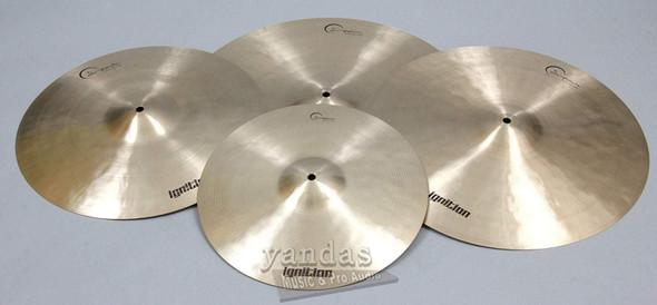 Dream Ignition Series Cymbal Packs