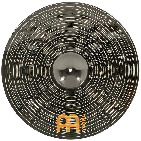 """Meinl 20"""" Crash Cymbal - Classics Custom Dark - Made in Germany, 2-YEAR WARRANTY (CC20DAC)"""