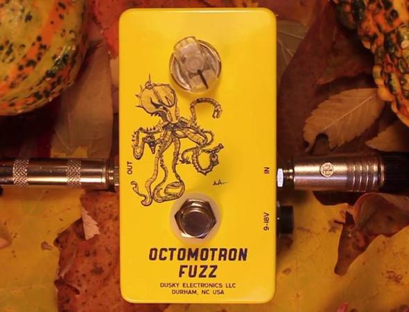 Dusky Electronics Octomotron Fuzz Pedal