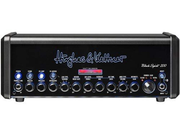 Hughes & Kettner Black Spirit 200 - 200-Watt Head