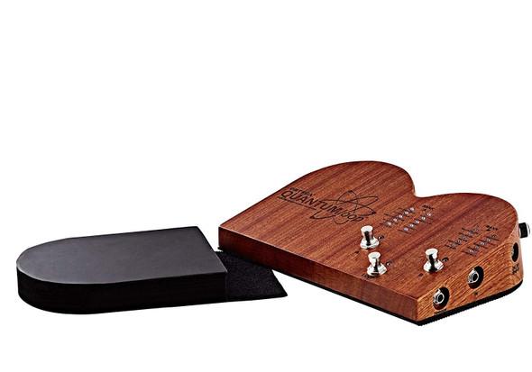 Ortega Guitars STOMP BOX SERIES Guitar Looper Effects Pedal (QUANTUMLOOP)