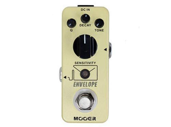 Mooer Audio Micro Envelope Analog Auto Wah Effect Pedal