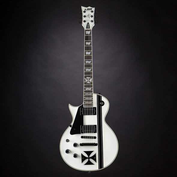 LTD Iron Cross James Hetfield Signature Guitar