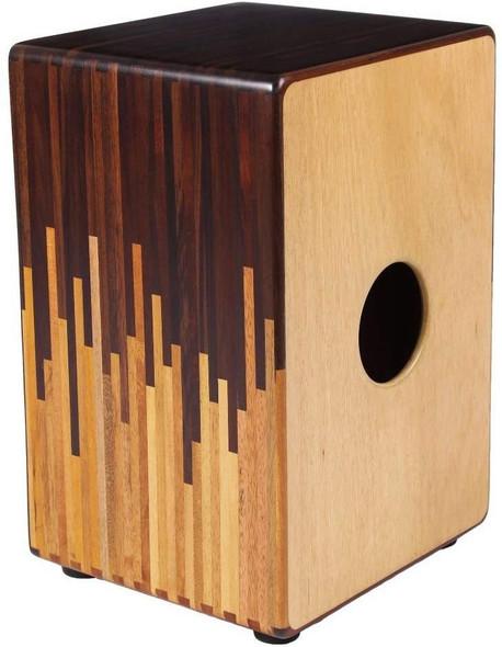 A Tempo Percussion Cascada Cajon with Tunable Snare