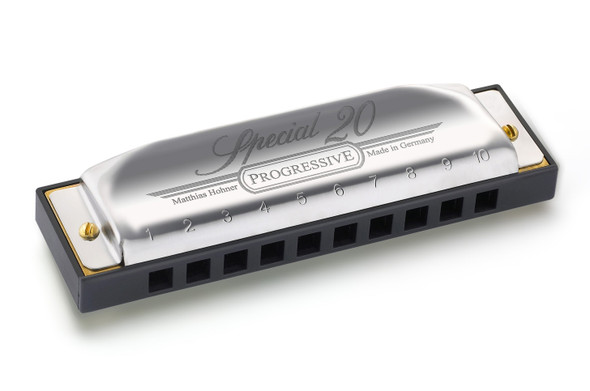 Hohner Special 20 Harmonica, Key of Eb