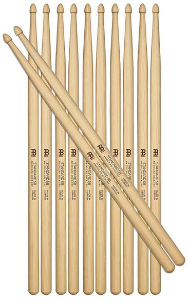 Meinl Drumsticks Standard 5B Half Brick