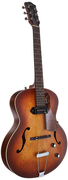 Godin 5th Avenue Kingpin Archtop Hollowbody Electric Guitar With P-90 Pickup