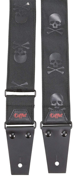 Coffin Case Dr. Death Guitar Strap