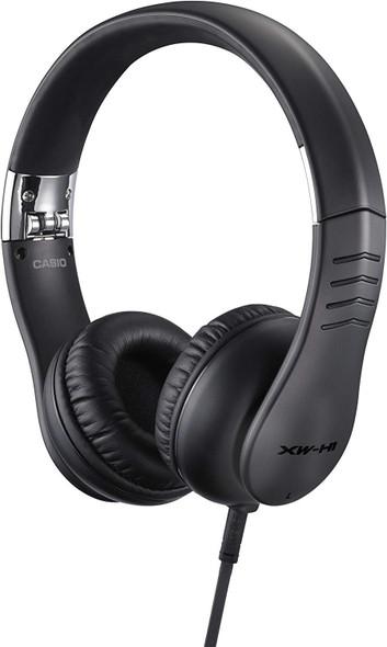 Casio XWH1 Over Ear Headphones, Black
