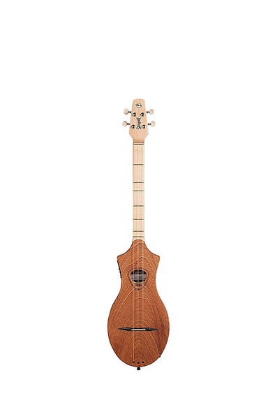 Seagull M4 Merlin Mahogany EQ Acoustic-Electric Dulcimer with Extra Set of M4 Strings (042517)