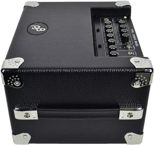 Phil Jones Bass Suitcase Compact Bass Combo Black
