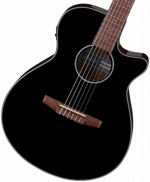 Ibanez AEG50N - Black High Gloss