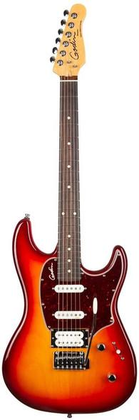 Godin Guitars Session LTD Cherry Burst HG RN