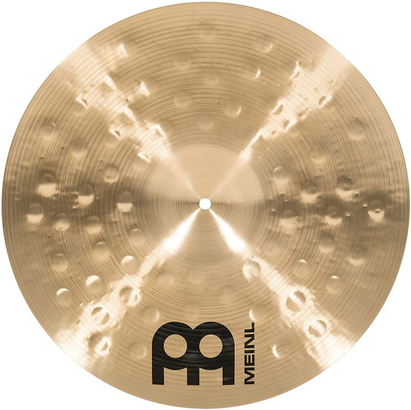 Meinl Cymbals B18ETHC Byzance 18-Inch Traditional Extra Thin Hammered Crash Cymbal