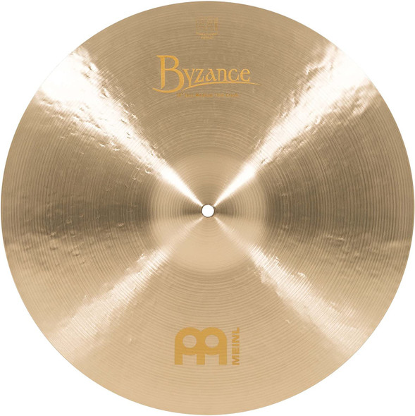Meinl Cymbals B18JMTC Byzance 18-Inch Jazz Medium Thin Crash Cymbal