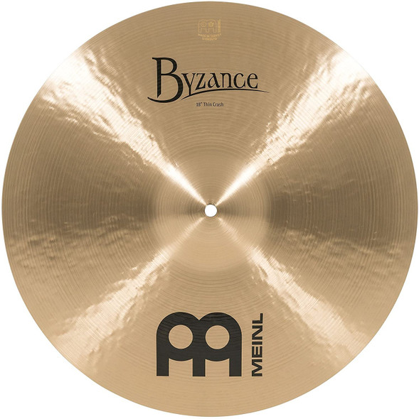 Meinl Cymbals B18TC Byzance 18-Inch Traditional Thin Crash Cymbal