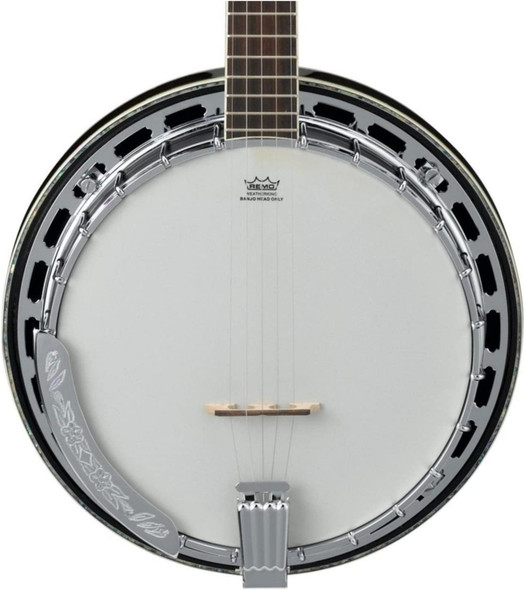 Ibanez B300 5-String Closed-Back Acoustic Banjo