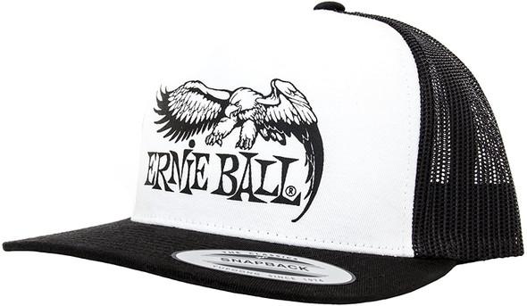 Ernie Ball Baseball Cap, Solid Black, One size (P04158)