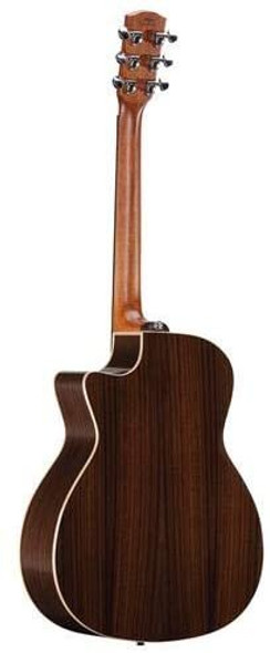 Alvarez Artist Series AG70WCEAR Grand Auditorium Cutaway Semi-Acoustic Guitar